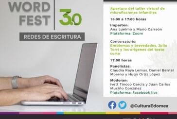 Llega tercera edición de Word Fest 3.0 festival redes de escritura