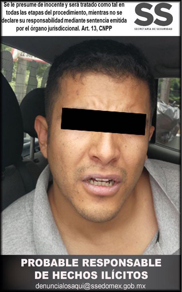 Capturan a una persona probablemente ligada al robo de cajeros automáticos