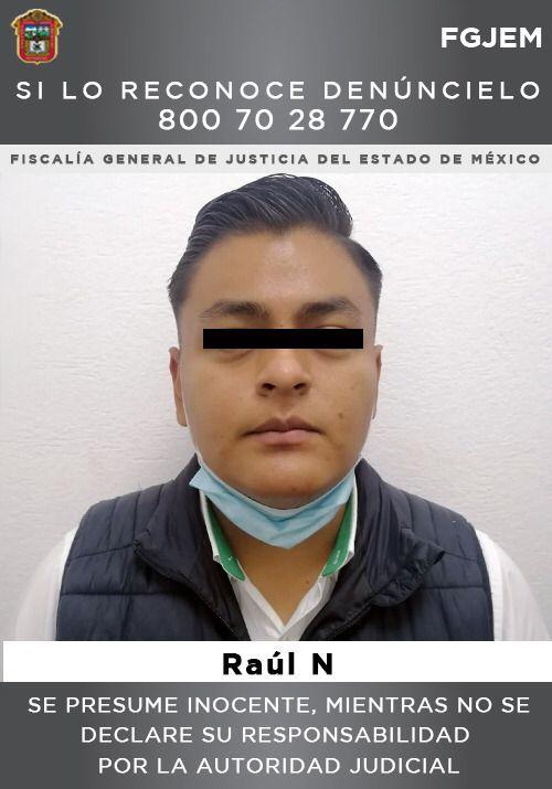 Cumplimenta FGJEM orden de aprehensión en contra de un sujeto investigado por una violación en Ecatepec