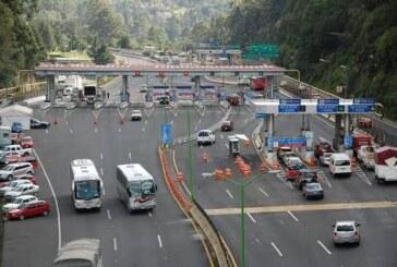 Concluye gratuidad en autopistas del EdoMex por emergencia