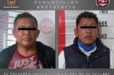 Inician proceso legal contra dos sujetos por robos de vehículo en Texcoco y Chimalhuacán