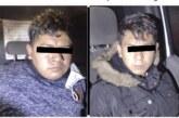 Secretaría de seguridad auxilia a 17 migrantes y detiene a dos personas quienes aparentemente pretendían transportarlos