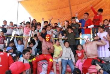 En el día del niño González Yáñez se compromete con la niñez mexiquense