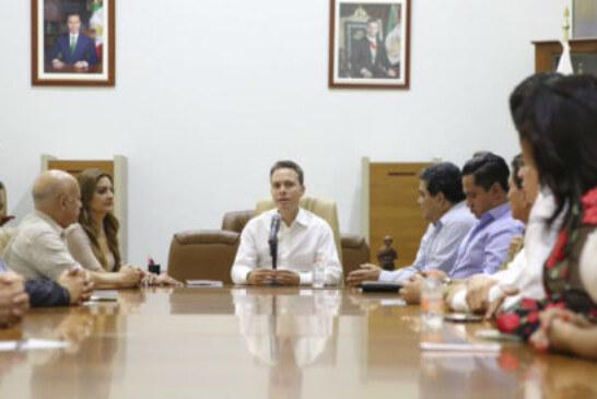 El Senado de la República y el caso Chiapas;  Una violación flagrante al artículo 125 Constitucional