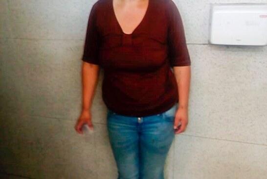 Policía de Toluca arresta a mujer por su presunta responsabilidad en robo a mercancía