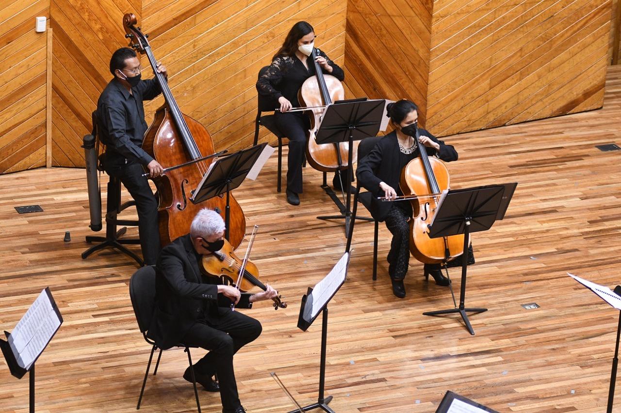 Cautiva OSEM con interpretación de Beethoven dentro de la temporada 143 de conciertos
