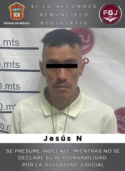 Detienen a un sujeto investigado por un robo con violencia
