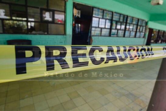 Siguen sin reparar escuelas en Tenango del Valle