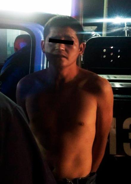Captura Policía de Toluca a sujeto por presunto robo a transporte público