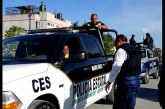Agreden a policías municipales en Colinas del Sol salen piedras y balas a relucir