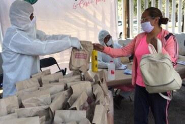 Continúa en Metepec el apoyo a familiares de hospitalizados