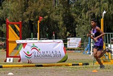 Inician competencia de pentatlón moderno en la olimpiada nacional y nacional juvenil 2018