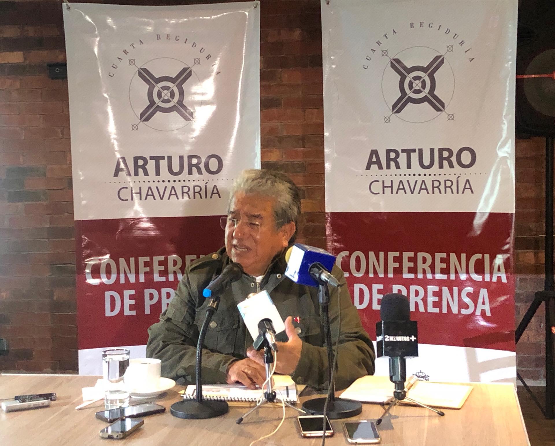 Propone Arturo Chavarría reingeniería para combate a la pobreza en Toluca