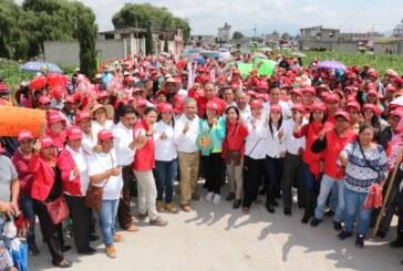 Cierra Fernando Zamora campaña en Toluca