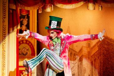 La Royal Ballet presenta la mágica producción de las aventuras de Alicia en el país de las maravillas