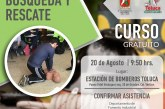 """Impartirá Toluca curso de """"Búsqueda y Rescate"""" a emprendedores"""