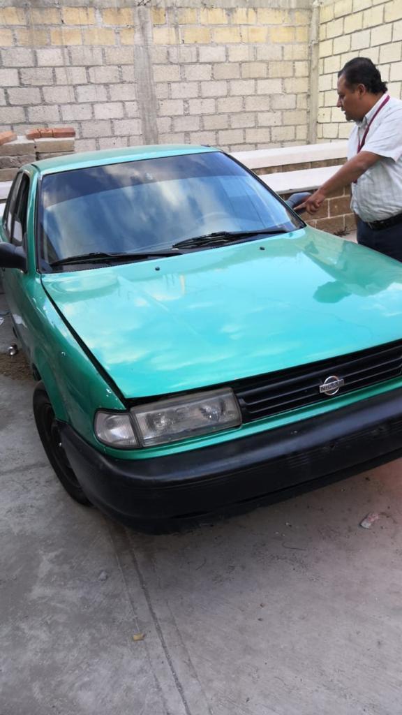 Localiza FGJEM nueve vehículos y autopartes en cuatro en Toluca
