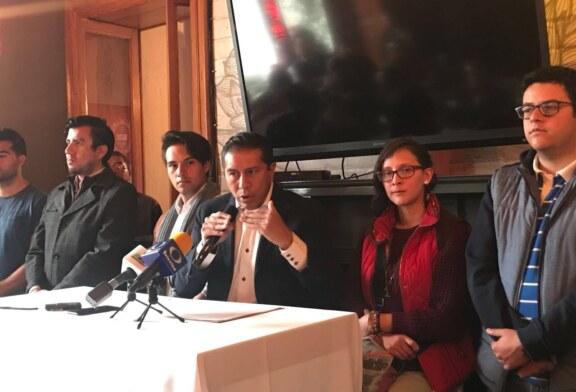 Triunfo de MORENA en 2018 será de jóvenes Toluqueños: Juan Rodolfo Sánchez