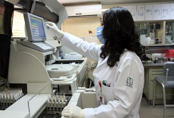 Banco de células del IMSS entre los primeros cinco mejores del mundo