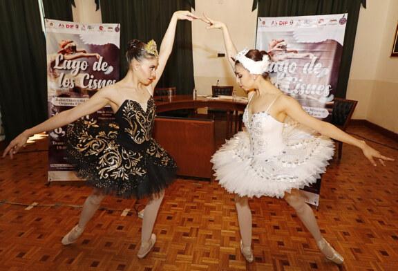 Con El Lago de los Cisnes vivirá Toluca producción de talla internacional