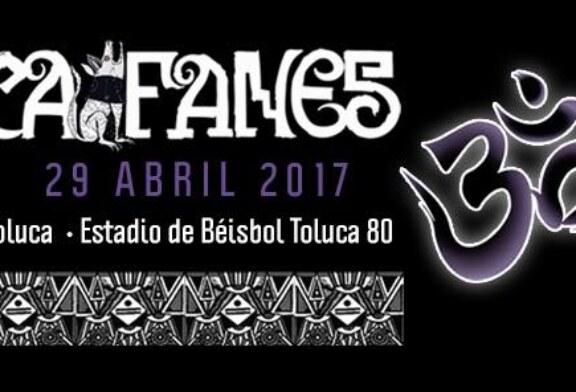 Caifanes ofrecerá magno concierto en Toluca