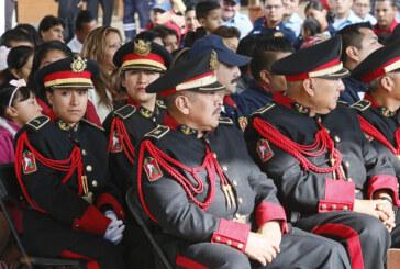 Con emotiva fiesta celebran en Toluca a los  Bomberos