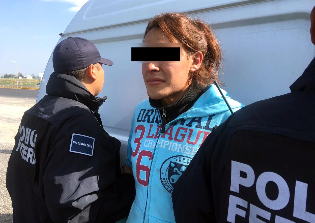 Policía Federal cumplimenta en Zinapécuaro, Michoacán, orden de aprehensión contra un presunto un secuestrador que operaba en el Estado de México.