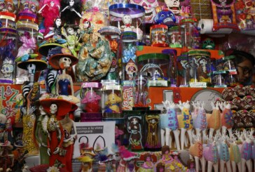 Dulce fiesta vive Toluca con la Feria y Festival Cultural del Alfeñique 2017
