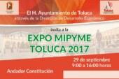 Prepara Toluca Expo MIPyME 2017