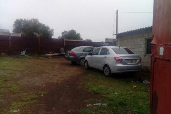 Recupera fiscalía autopartes y autos  con reporte de robo