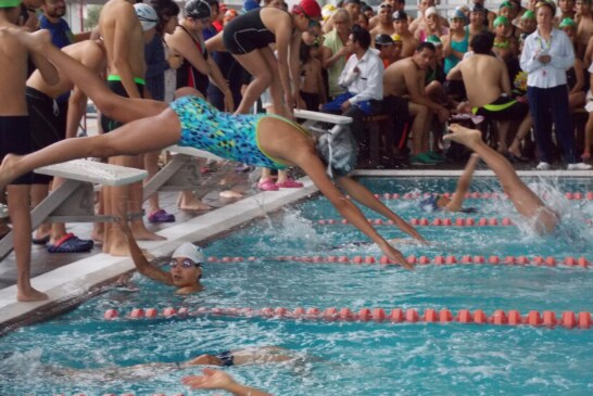 Un éxito gran prix de natación curso corto