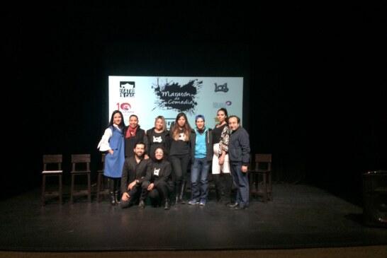 """Las risas llenarán teatro Metepec con el """"maratón de comedia"""""""
