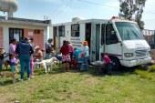 Lleva Toluca Jornada de Salud a Ejidos de San Lorenzo