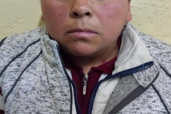 Arresta Policía de Toluca a cuatro personas por su presunta responsabilidad en los delitos de robo y daños a la salud
