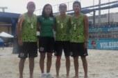 Torneo de voleibol de playa en la UAEM