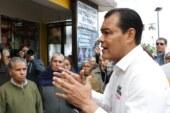 """""""Javier Duarte no es chivo expiatorio, es culpable; el tema no debe ser electorero"""": Juan Zepeda"""