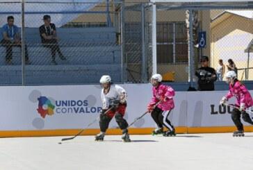 Culmina equipo femenil mexiquense de hockey inline participación en olimpiada nacional 2019