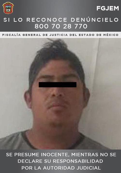 Vinculan a proceso a individuo investigado por la violación de una menor de 11 años, en Atizapán
