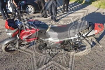 Captura Policía de Toluca a dos individuos por presunto robo de vehículo