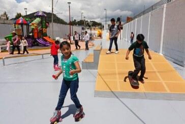 El Parque Lineal Arroyo Cano es para los vecinos un sueño hecho realidad