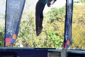 Supera Citlalli Ruiz obstáculos para obtener medalla de plata en olimpiada nacional 2019
