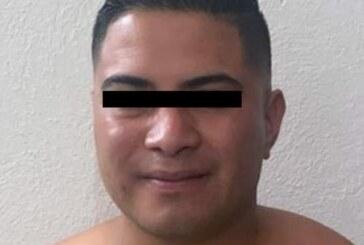 Detiene FGJEM a policía municipal de Ecatepec investigado por un homicidio