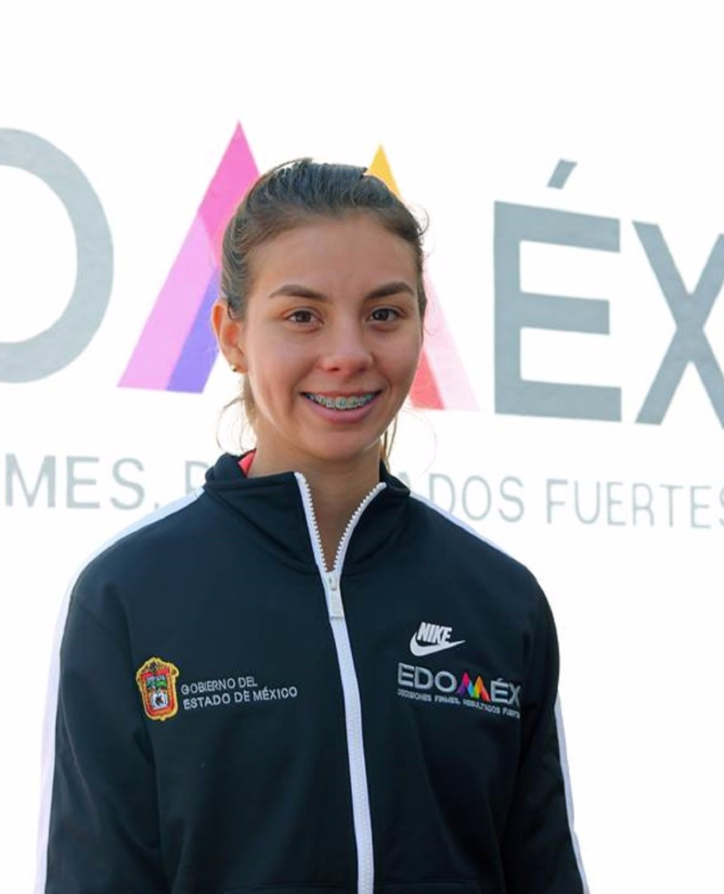 Consolida Alegna González su carrera deportiva como marchista