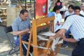 Es Modesto Nava leyenda del arte textil mexicano