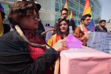 La comunidad LGBTTI no se siente identificada con los candidatos a la gubernatura.