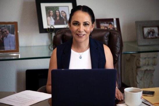 Impostergable seguir implementando acciones que garanticen la seguridad de las mujeres en Metepec: Gaby Gamboa.