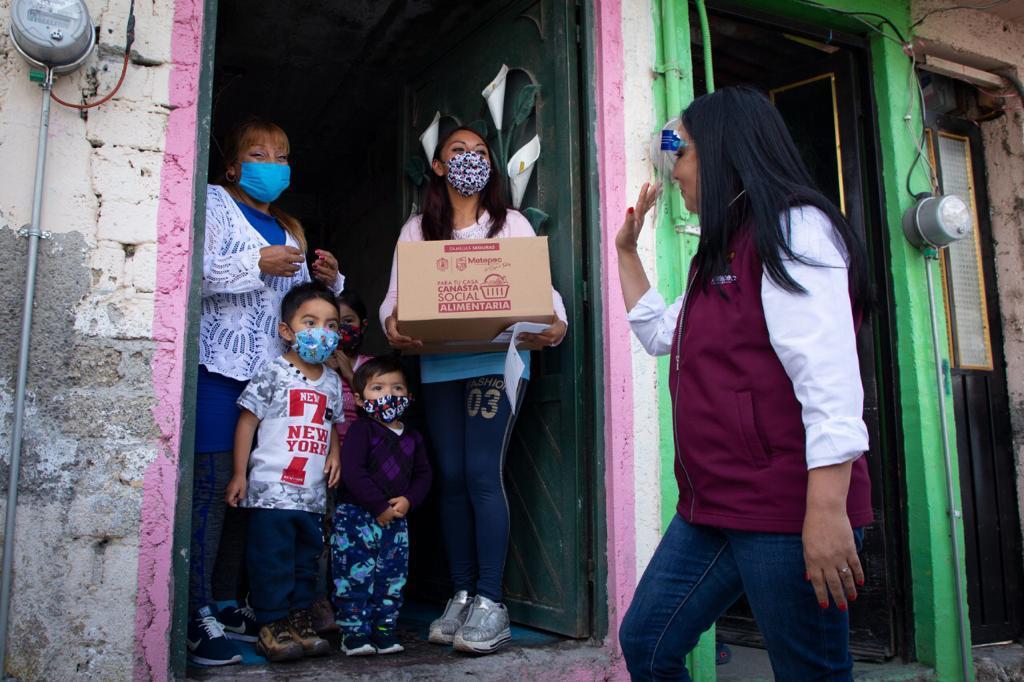 Habitantes de San Sebastián reconocen a Gaby Gamboa por su atención y solución a problemas añejos.