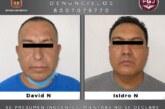 Detiene FGJEM a dos elementos de la policía municipal de Zumpango investigados por un doble homicidio