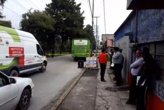 En el estado que deja Eruviel asesinan a un mexiquense más para robarlo