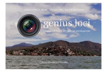 """Proponen lectura de """"genius loci. Configuraciones del paisaje mexiquense"""" para conocer la entidad"""